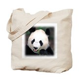 Giant Panda Tote Bag