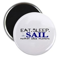 Eat Sleep Sail Magnet