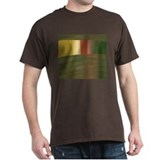 Rasta Whisp Graphic Tee T-Shirt