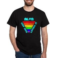 Alva Gay Pride (#008) T-Shirt