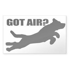 Got Air? Rectangle Decal