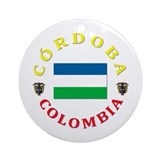 Cordoba Ornament (Round)