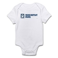 FRENCH BRITTANY SPANIEL Infant Bodysuit