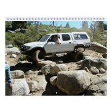 Petes Off-Road 2009 Wall Calendar