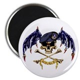 "SF Batwings 2.25"" Magnet (100 pack)"