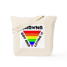 Shawna Gay Pride (#006) Tote Bag