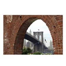 Brick Arch Postcards (Package of 8)