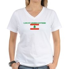 I LOVE MY LEBANESE BOYFRIEND Shirt