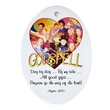 Godspell - Oval Ornament