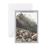Katahdin Greeting Card