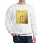 Ninja Fish #1 Sweatshirt