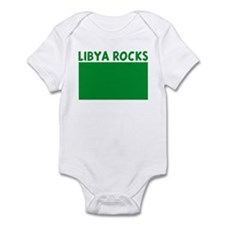 LIBYA ROCKS Infant Bodysuit