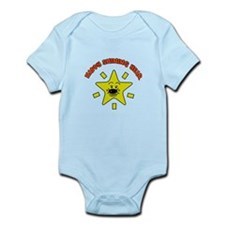 happy SHINING year Infant Bodysuit