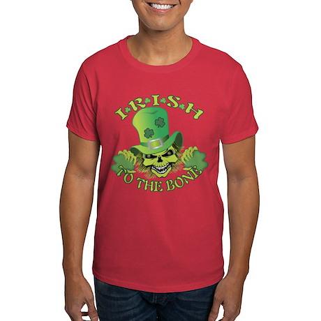 Irish Skull Dark T-Shirt