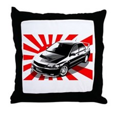 """EVO Japan"" Throw Pillow"