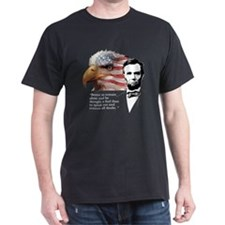 Abraham Lincoln Quote 3 T-Shirt
