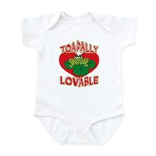 Toadally Lovable Onesie