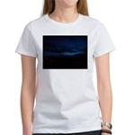 Blue Sky at Night Women's T-Shirt
