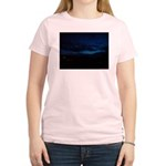 Blue Sky at Night Women's Light T-Shirt