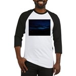 Blue Sky at Night Baseball Jersey
