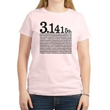3.1415926 Pi Women's Light T-Shirt