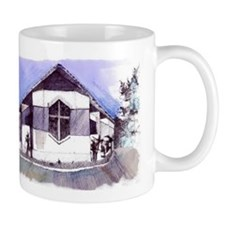 Unique Nativity Mug