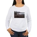 Wier Wood Resevoir Women's Long Sleeve T-Shirt