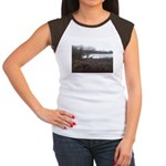 Wier Wood Resevoir Women's Cap Sleeve T-Shirt