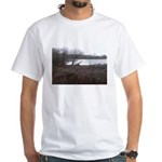 Wier Wood Resevoir White T-Shirt
