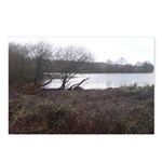 Wier Wood Resevoir Postcards (Package of 8)