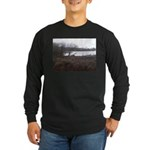 Wier Wood Resevoir Long Sleeve Dark T-Shirt