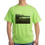 Wier Wood Resevoir Green T-Shirt