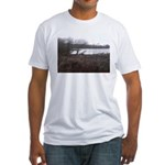 Wier Wood Resevoir Fitted T-Shirt