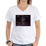 Xander, Magical Dog Women's V-Neck T-Shirt