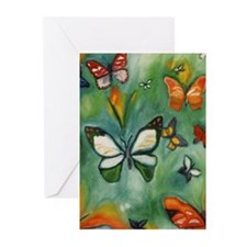 Unique Cynthia Greeting Cards (Pk of 10)
