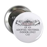 "Proud Cat Parent 2.25"" Button (100 pack)"