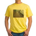 Cats on the Prowl Yellow T-Shirt