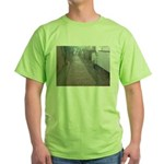 Cats on the Prowl Green T-Shirt