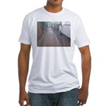Cats on the Prowl Fitted T-Shirt