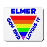 Elmer Gay Pride (#005) Mousepad