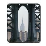 ESB Manhattan Bridge Mousepad