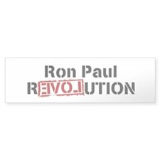 RON PAUL bumpersticker