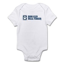 IRISH GLEN IMAAL TERRIER Infant Bodysuit