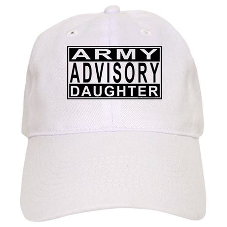 Army Daughter Advisory Cap