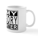 Army Daughter Advisory Mug