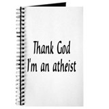 Thank God I'm an atheist Journal