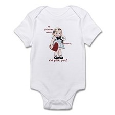 Friendship 1 Infant Bodysuit