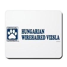 HUNGARIAN WIREHAIRED VIZSLA Mousepad