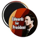 Edwards for President Campaign Magnet