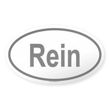 REIN Oval Decal